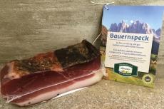 Südtiroler Bauernspeck ca. 230 g Metzgerei Steiner
