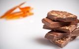 Vollmilchschokolade mit Karamell 50g | Oberhöller Gourmet-Schokoladen